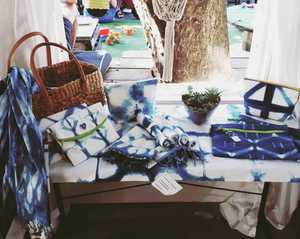 Makers' Market, a true artisan's market selling genuine hand made, locally made wares.