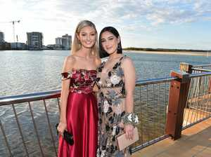 Nambour State High School Graduation held at the