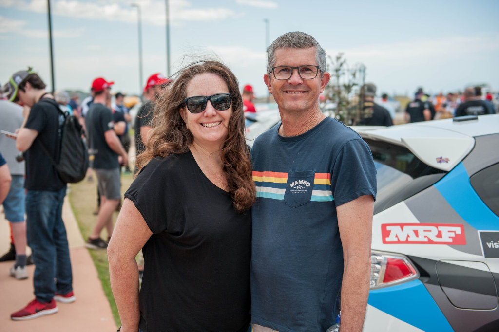 2018 Rally Show at Coffs Harbour Jetty.