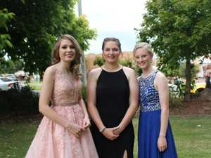 Stanthorpe State High students at their graduation