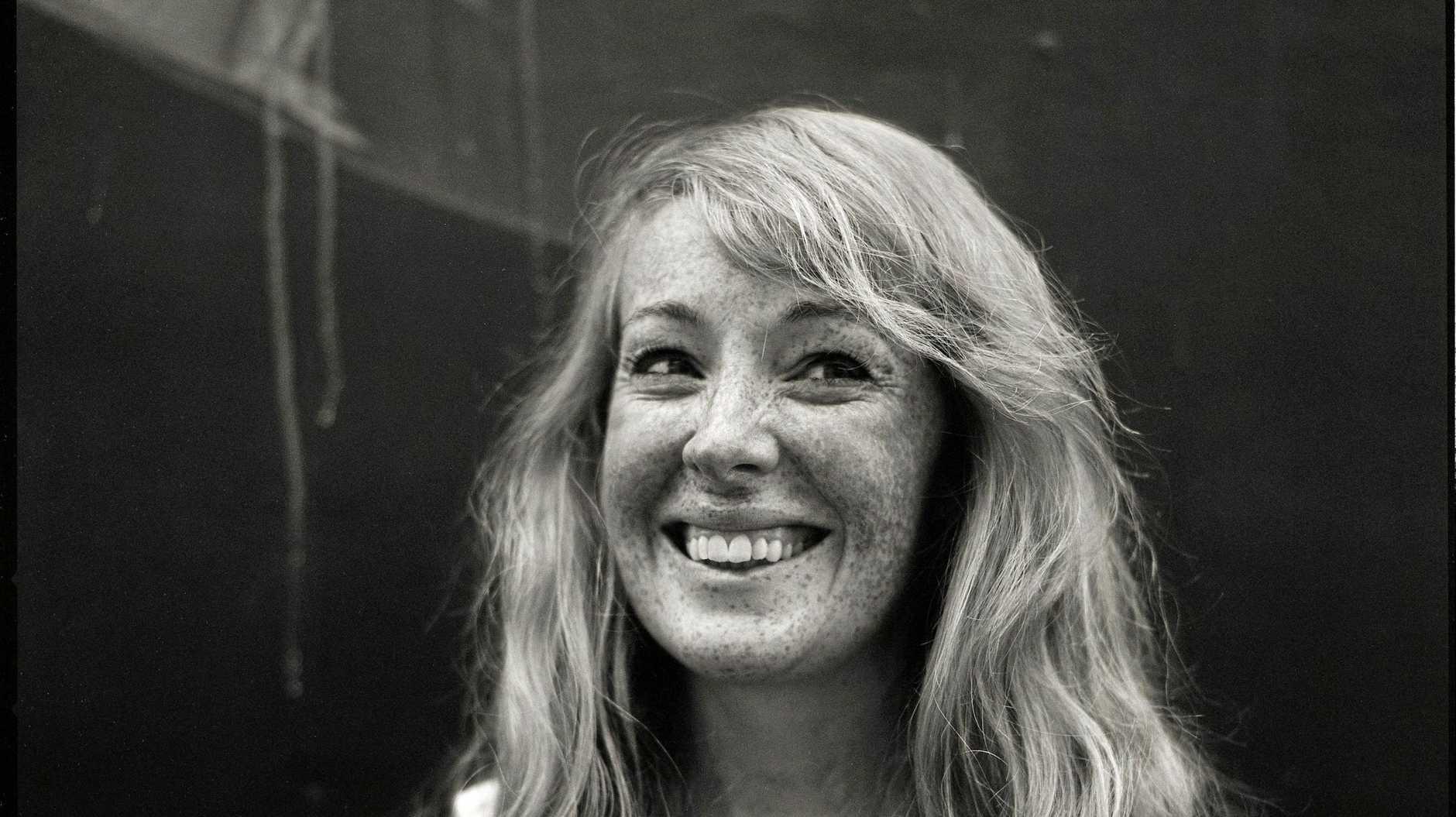 Claire Matthews, artist (AKA Fuzeillear).