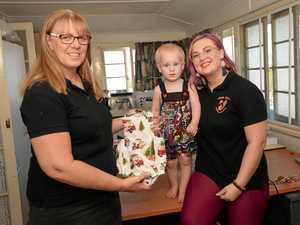 Mother and daughter team find niche in CQ's handmade market