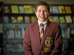 School dux prepares for defence career