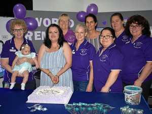 Rocky Hospital raises awareness for World Prematurity Day