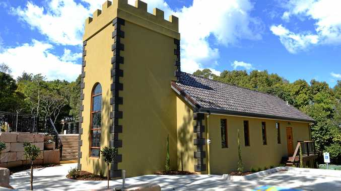 Chapel of Angels in bitter legal battle with builder