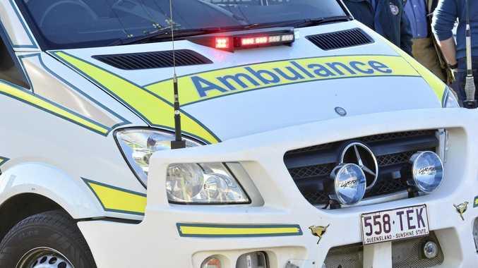Traffic incident hospitalises teen
