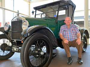Phillip breathes new life into 1927 Model T Ford