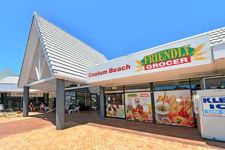 The Friendly Grocer at Coolum Beach has closed.