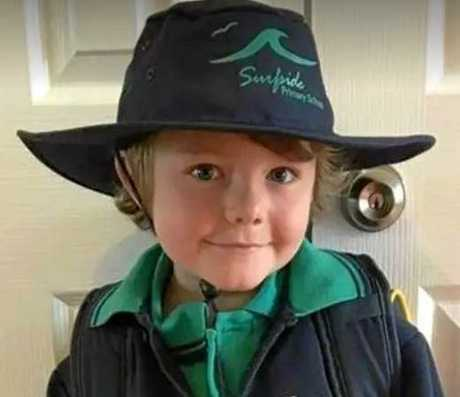 Joanne Finch has been charged with killing eight-year-old Brodie Moran.