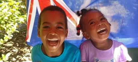 Police believe eight-year-old Ezvin Mugera and his five-year-old sister Furaha were killed by their mother, Anne Muhoro, who then ended her own life.