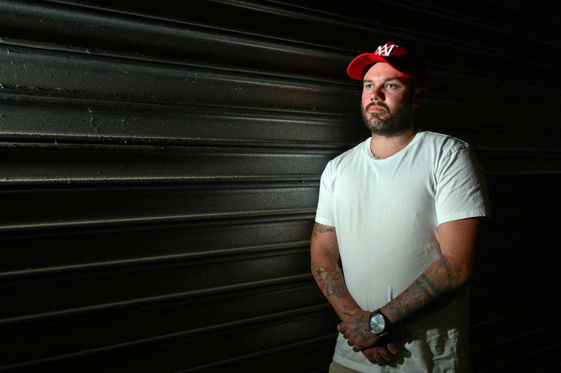 Noosas Mitch Davies has opened up on the turmoils of drug addiction which claimed the life of his younger brother Kody earlier this month.