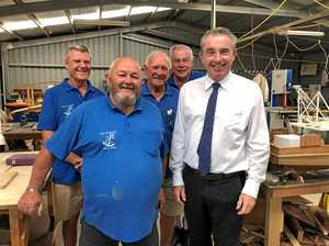 Grants to help integral work of our men's sheds