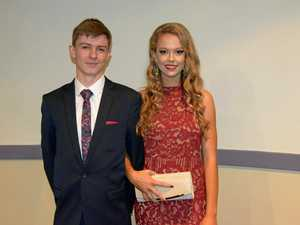 NIGHT OF NIGHTS: WSHS students dress to impress at formal