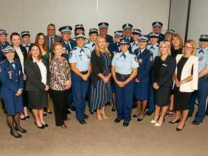 Officer honoured as awards recognise women in policing