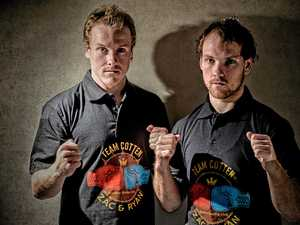 Cotten brothers chase glory to establish pro careers