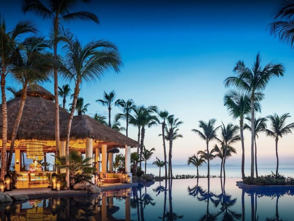 The luxury Mexican resort at Los Cabos where Yarbrough will become Stefanovic's second wife.