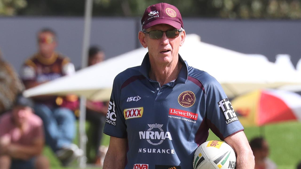 Bennett will coach South Sydney from 2020 onwards. Picture by Annette Dew.