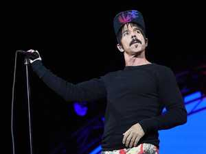 Red Hot Chili Peppers to return to Oz
