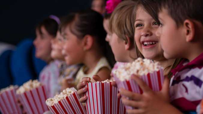 Lillian Saleh took her 18-month-old son to the movies — and it worked out much better than anticipated. Picture: iStock