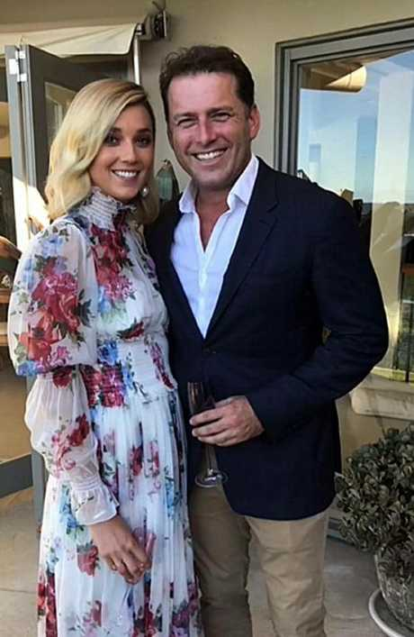 Jasmine 'wants a big splashy wedding' and fiance Karl Stefanovic has promised to deliver.