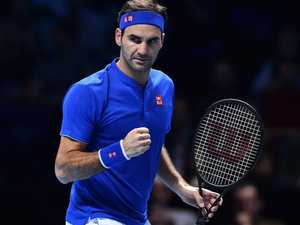 Roger Federer gets his sweet revenge