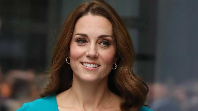 Kate recycles one of her favourite outfits