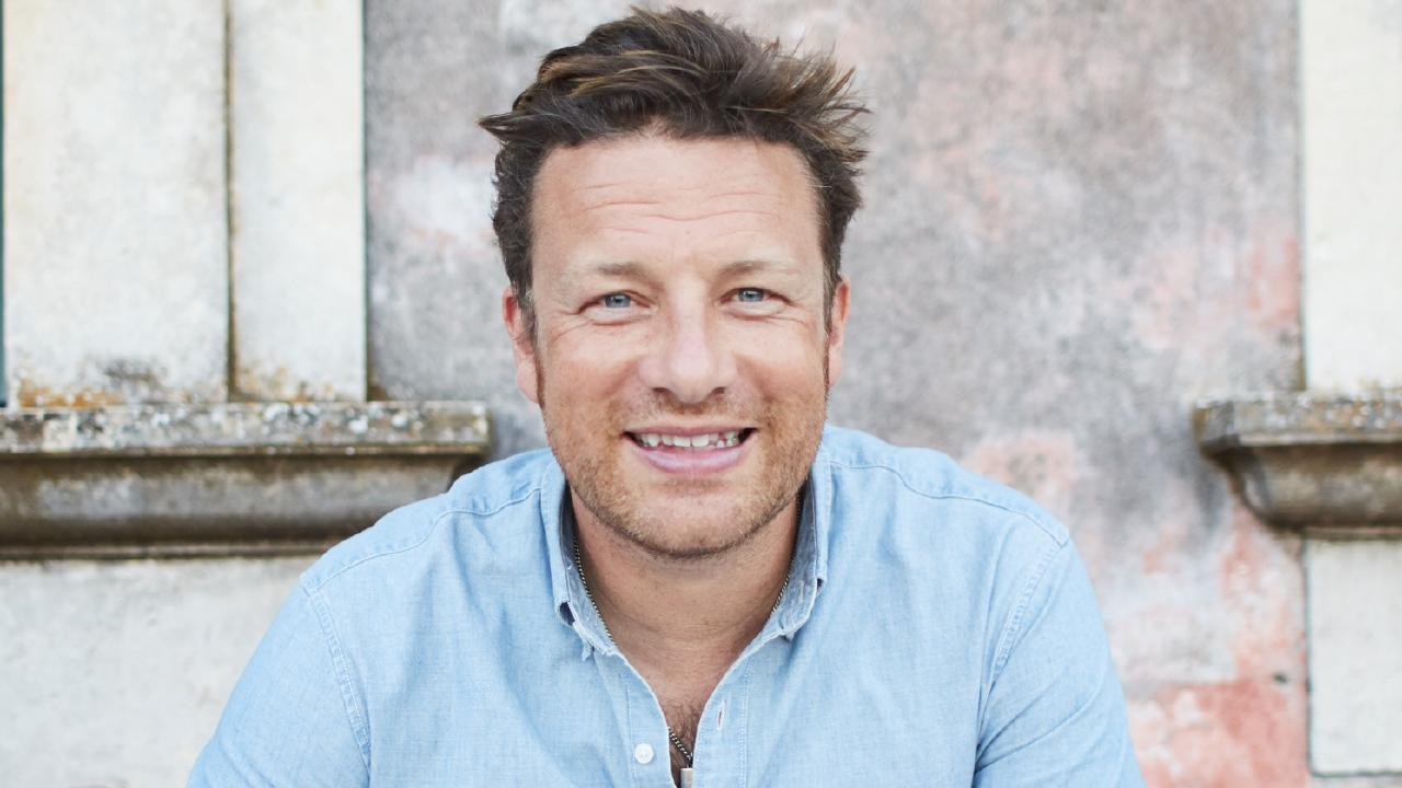 Jamie Oliver took two years to film his latest TV show, Jamie and the Nonnas, in Italy. Picture: Supplied