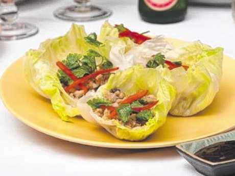 Seafood san choi bao
