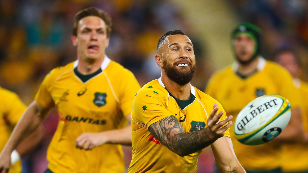 Dave Wessels has backed Quade Cooper to burst back into the World Cup mix.