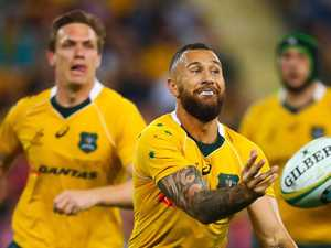 Cooper backed to make Wallabies comeback