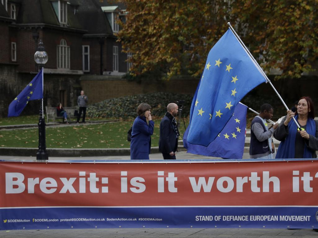 The Brexit debate has dominated British politics since the referndum in 2016.