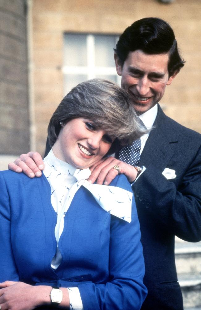 Britain has a soft spot for Charles' first wife, Princess Diana. Picture: AP