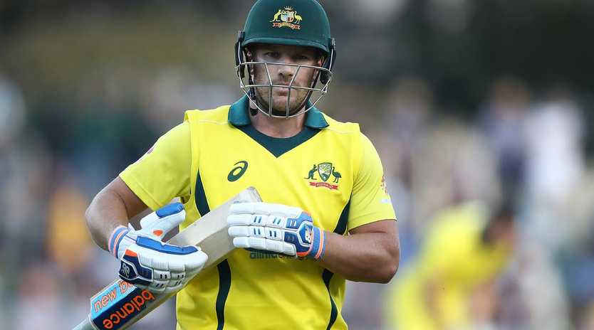 Aaron Finch has been booted from his seventh IPL franchise.