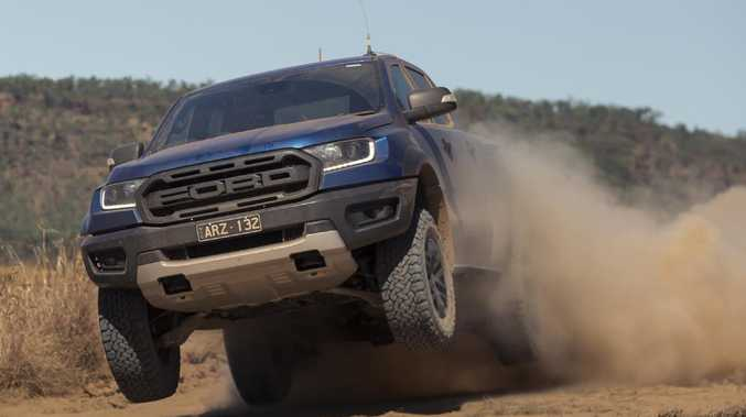 2018 Ford Ranger Raptor.