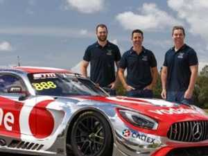 Triple Eight unveil dream team for Bathurst tilt