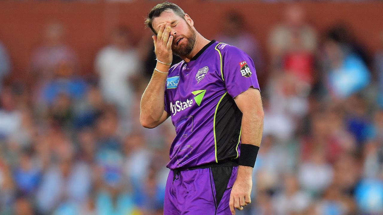 Dan Christian has left the Hobart Hurricanes and will join the Melbourne Renegades.