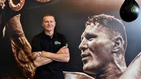As a world champion fighter, Danny Green says nothing disgusts him more than coward punch attackers. Picture: AAP