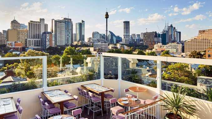 Rooftop bar popularity is going up