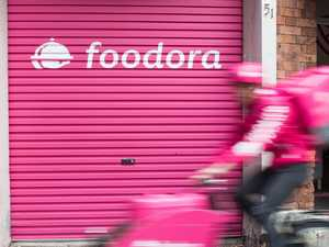 Sacked food delivery rider wins case