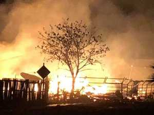Fire destroys century-old pub