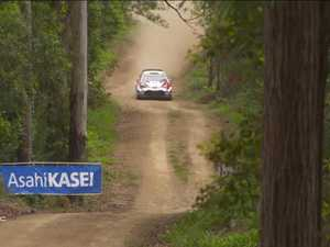 Rally Australia Highlights