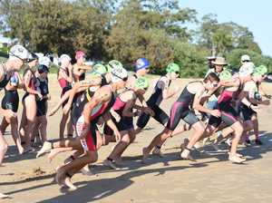 Hervey Bay Hundy Senior Triathlon 2018