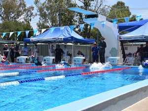 Chinchilla Sharks Swimming Club Carnival, Saturday