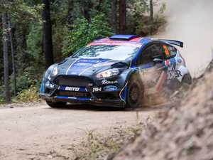 WRC Rally Urunga