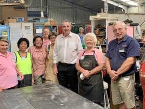 Grant allows Men's Shed to hold health and well-being events