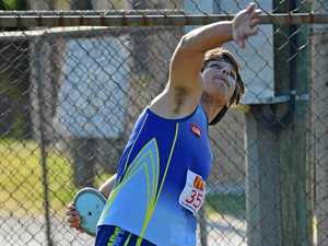 Gympie discus throwers aim for year ahead