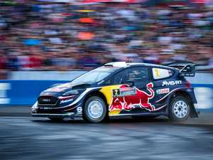 Advantage rests with Ogier