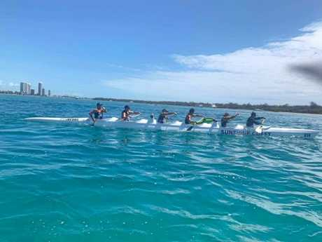 The Sunshine Coast Dragon Boat & Outrigger Club was officially welcomed into the Australian Outrigger Canoe Racing Association (AOCRA) this week. It means they can compete in the state zone and national outrigging events.