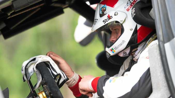 Kennards Hire Rally Australia - Saturday.