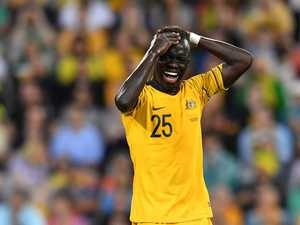 70 mins, 0 shots: Striker fails Roos audition
